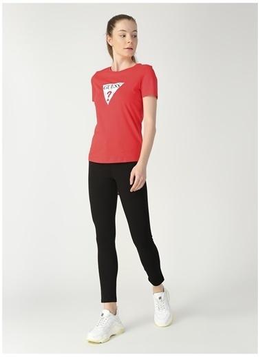 Guess Tişört Kırmızı